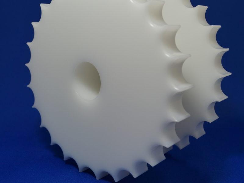 樹脂 旋盤加工 丸物加工スペック 最大:φ200×200